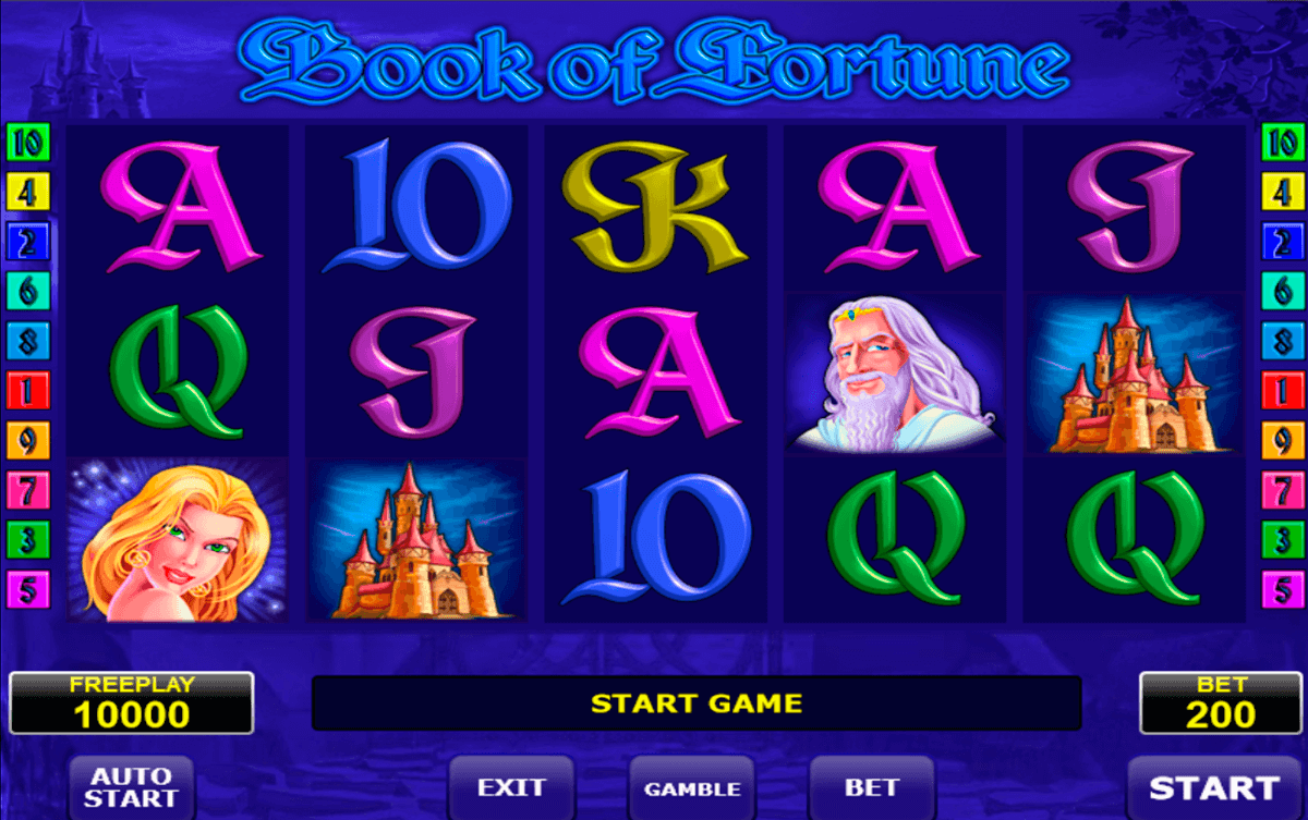 book of fortune amatic آلة السلوت