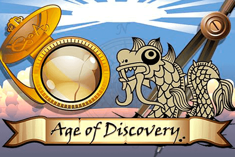 logo age of discovery microgaming لعبة كازينو