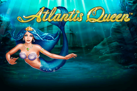 logo atlantis queen playtech لعبة كازينو