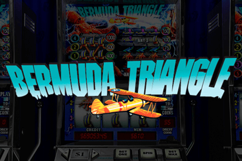 logo bermuda triangle playtech لعبة كازينو