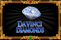 logo da vinci diamonds igt لعبة كازينو