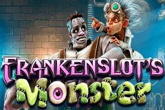logo frankenslots monster betsoft لعبة كازينو