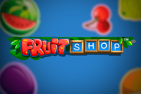 logo fruit shop netent لعبة كازينو