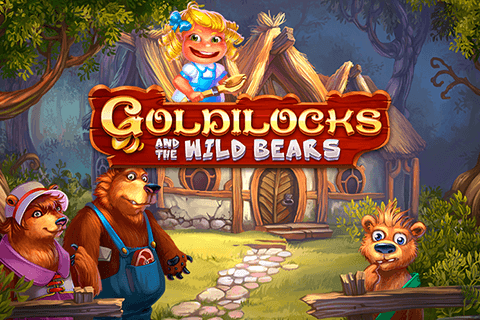 logo goldilocks quickspin لعبة كازينو