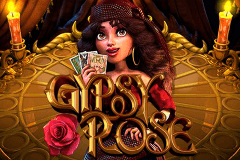 logo gypsy rose betsoft لعبة كازينو