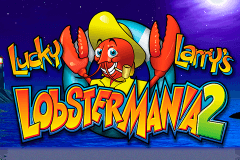 logo lucky larrys lobstermania igt لعبة كازينو