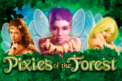 logo pixies of the forest igt لعبة كازينو