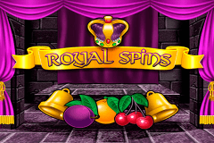 logo royal spins igt لعبة كازينو