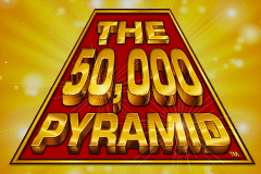 logo the 50000 pyramid igt لعبة كازينو