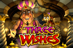 logo three wishes betsoft لعبة كازينو