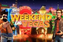 logo weekend in vegas betsoft لعبة كازينو